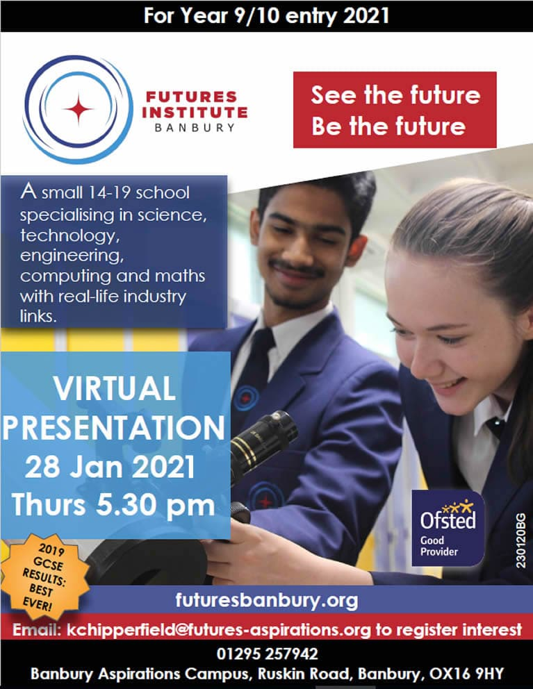 Virtual Presentation poster 28-1-21